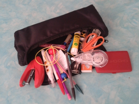 L'indispensable trousse