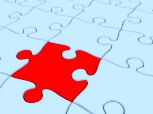 Une pièce du puzzle